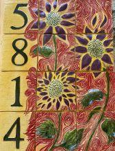 Artful Sunflowers in Gulfport