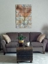 An Ohio Accent, Ceramic Wall Tile Art