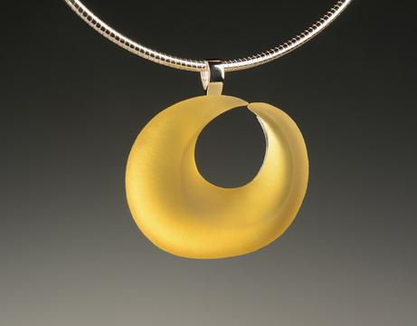 Large Gold Tube