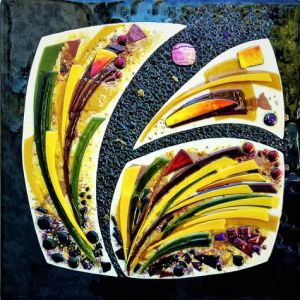 Gourmet Wednesday: Fused Glass