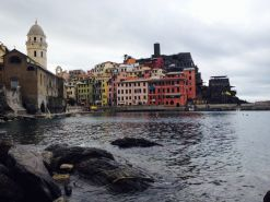 Vernazza by the Sea