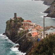 Vernazza in view